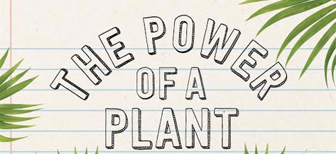 The Power of a Plant is HERE!